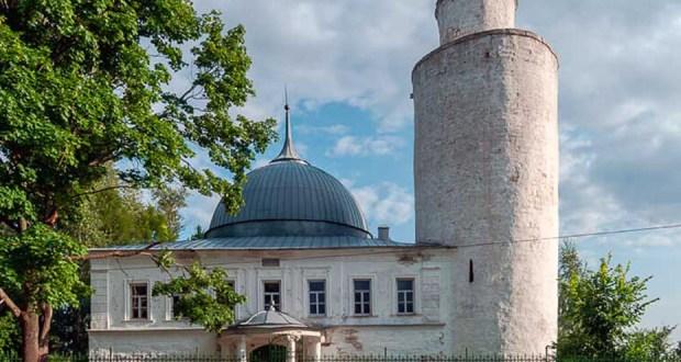 Касыйм шәһәрендәге Хан мәчете Россия Мәдәният министрлыгы хисабына төзекләндереләчәк