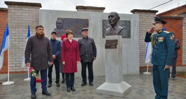Кукмарада киез итек-киез фабрикасы җитәкчеләре истәлегенә багышланган мемориаль комплекс ачылды
