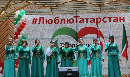 Tetyushsky ensemble took second place at the international festival