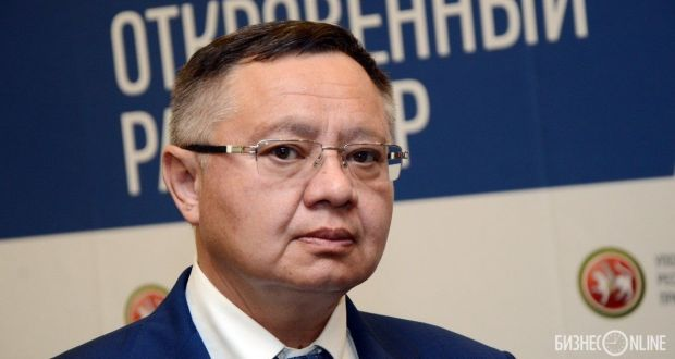 Irek Fayzullin appointed Minister of Construction, Housing and Utilities