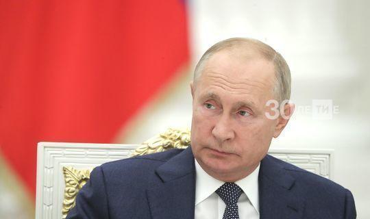 Путин пообещал достойно отпраздновать 1100-летия принятия ислама булгарами