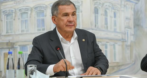 RT President supported the proposal to create prayer rooms in shopping centers in Kazan