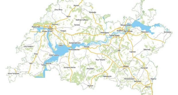 Tatarstan creates a catalog of place names in the Tatar language