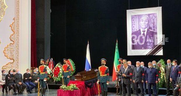 Фарид Мухаметшин о Кузнецове: Он многое сделал для воспитания подрастающего поколения