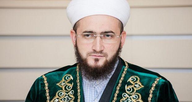 Камиль хазрат Самигуллин вошел в рейтинг 10 самых влиятельных муфтиев России