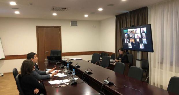 Бөтендөнья татар конгрессында Россия төбәкләрендәге татар яшьләре оешмалары белән онлайн очрашу узды