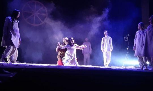 В Мензелинском драмтеатре прошла премьера мелодрамы «Джамиля»