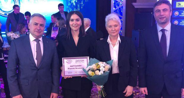 Оперная певица Марьям Фаттахова – победитель XVI конкурса «Пятьдесят лучших инновационных идей»