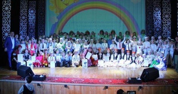 В Свердловской области прошел Межрегиональный конкурс «Салават Купере»