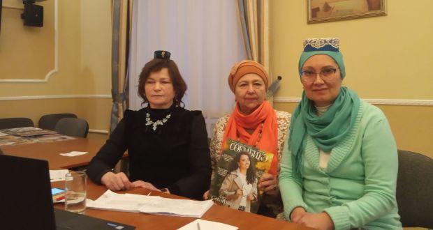 «Ак калфак-Нева» поделились впечатлениями о ZOOM конференции с участием Председателя Нацсовета ВКТ