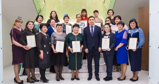 ФОТОРЕПОРТАЖ: «Татар авылы-2020» конкурсы җиңүчеләрен бүләкләү тантанасы