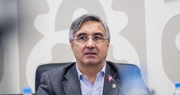 Василь Шайхразиев прибыл в Челябинск с рабочим визитом