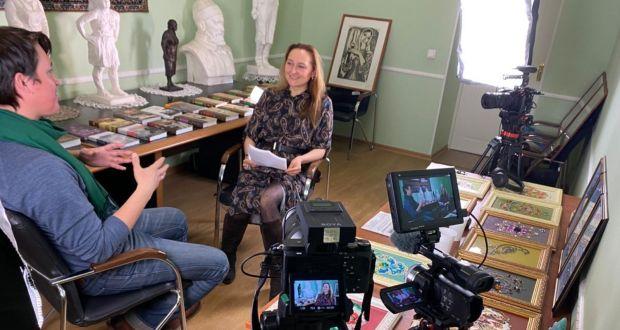 В Постоянном представительстве Республики Татарстан в городе Санкт-Петербурге состоялось интервью с Динаром Байтемировым.