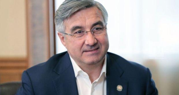 Василь Шайхразиев отправился в Челябинск с рабочим визитом