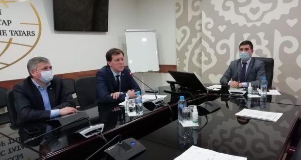Татар конгрессында Татарстан Республикасы җирле оешмалары белән киңәшмә узды