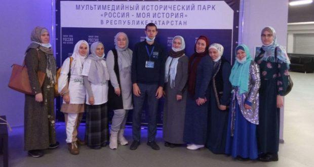 MUSLIMMOL провел экскурсионный вечер для волонтёров