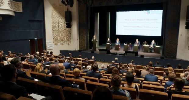 Данис Шакиров ТР Мәдәният министрлыгының йомгаклау коллегиясе эшендә катнашты