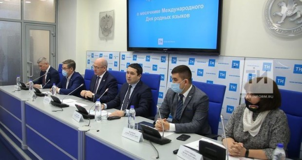 """Danis Shakirov: """"The events implemented by the WCT within the framework of the Year of Native Languages and National Unity intersect with the main directions of the Strategy of the Tatar People"""""""