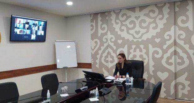 Состоялось заседание «Альянса татар Европы» на платформе ZOOM