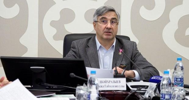 Василь Шайхразиев: «Создается угроза единству нашего народа!»