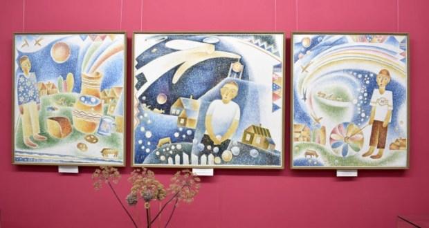 В Елабуге открылись выставки двух татарстанских художников