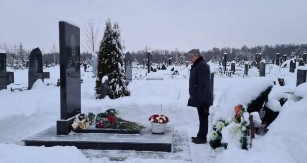 Vasil Shaikhraziev paid tribute to the memory of Dayan Murzin in Bashkortostan