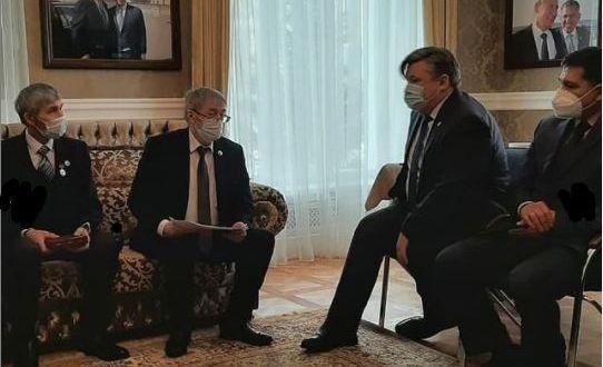 В Республике Казахстан прошла встреча с руководителями татарских и татаро-башкирских общественных объединений