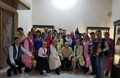 В сочинском этнопарке «Моя Россия» открылся павильон «Казань»