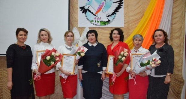 """The results of  competitions """"Teacher of the Year – 2021"""" and """"Educator of the Year – 2021"""" were summed up in Nurlat"""