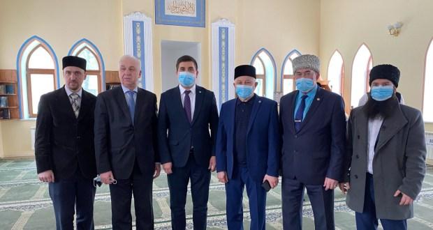 Руководитель Исполкома ВКТ прибыл в Ярославль