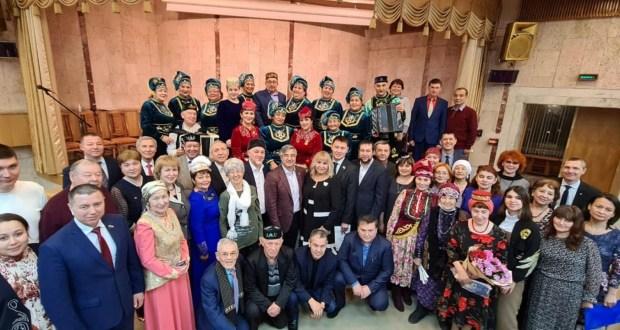 ФОТОРЕПОРТАЖ: Рабочая поездка Председателя Нацсовета ВКТ в Омск
