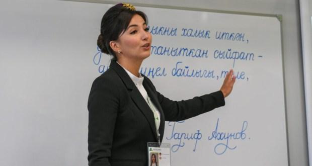 В Сабинском районе состоится Фестиваль родного языка