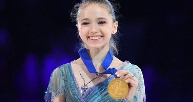 Камилә Вәлиева Россия Кубогы финалының кыска программасында җиңү яулады