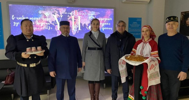 Vasil Shaikhraziev arrived on a working visit to the Republic of Sakha (Yakutia)
