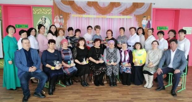 В селе Чубар-Абдуллово встретились учителя татарского языка