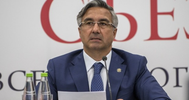 Vasil Shaikhraziev leaves for a working visit to the Chuvash Republic