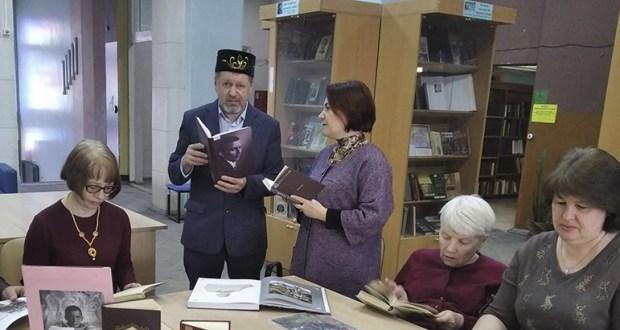 В Калуге состоялась тематическая встреча, посвящённая 135-летию со дня рождения Габдуллы Тукая