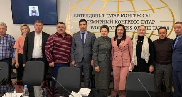Татар халык ашларын популярлаштыру мәсьәләләре буенча Координацион Совет барлыкка килде