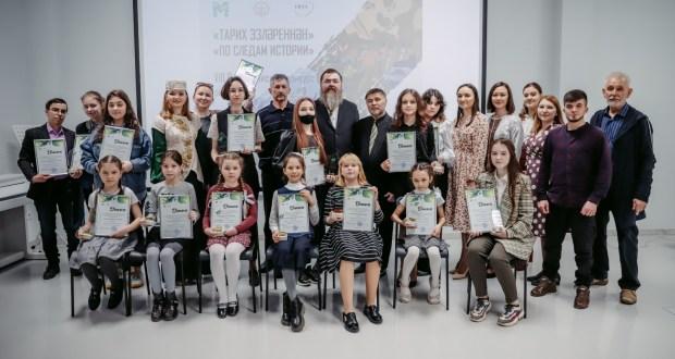 В Казани подвели итоги всероссийского конкурса рисунков «По следам истории»