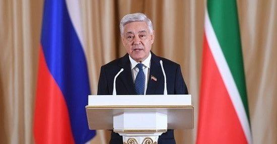 Фарид Мухаметшин поздравил журналистов Татарстана с Днем печати РТ