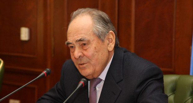 В Госсовете РТ открылась выставка в честь 30-летия избрания первого Президента Татарстана