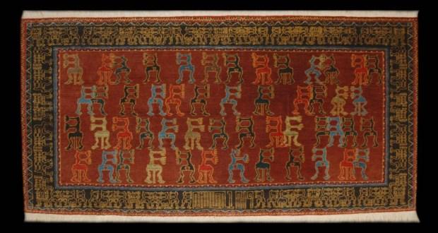 В музее-заповеднике «Казанский Кремль» начнет работу выставка «Искусство ковра – эволюция смыслов»