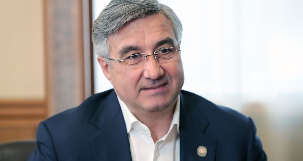 Vasil Shaikhraziev leaves for a working visit to the Republic of Uzbekistan