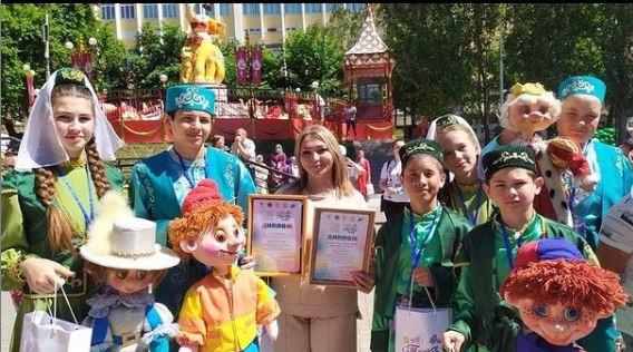 ВИжевске прошёл Всероссийский фестиваль национальных театральных коллективов «Театр идети»