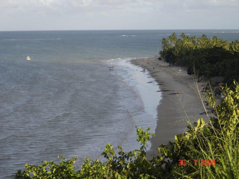 Ponta Seixas, extremo oriente das Américas