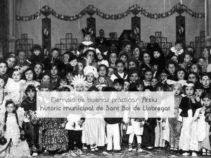 Ejemplo de buenas prácticas: Arxiu històric municipal de Sant Boi de Llobregat