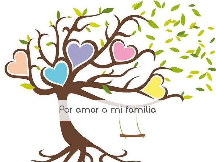 Por Amor A Mi Familia