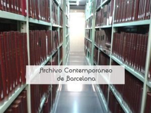 Archivo Contemporáneo de Barcelona