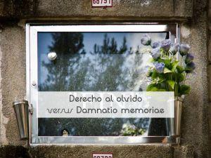 Derecho al olvido versus Damnatio memoriae