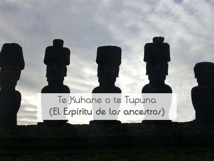 Te Kuhane o te Tupuna (El Espíritu de los ancestros)
